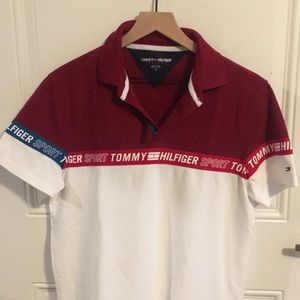 Tommy Hilfiger Sport Men's M Polo Shirt